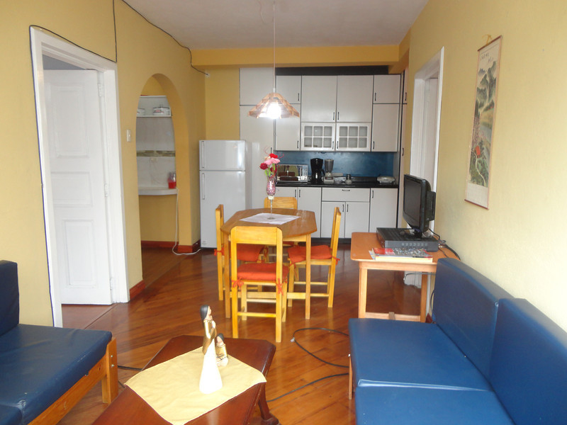 our first furnished apartment in cuenca s el centro