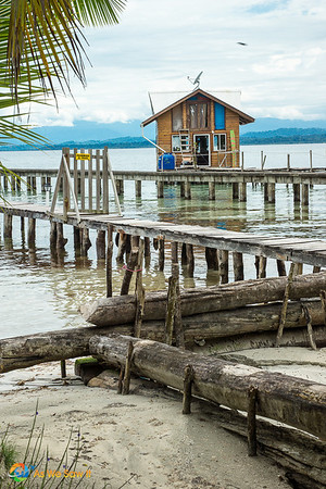 My kind of life: a home on the water in Bocas Del Toro, Panama