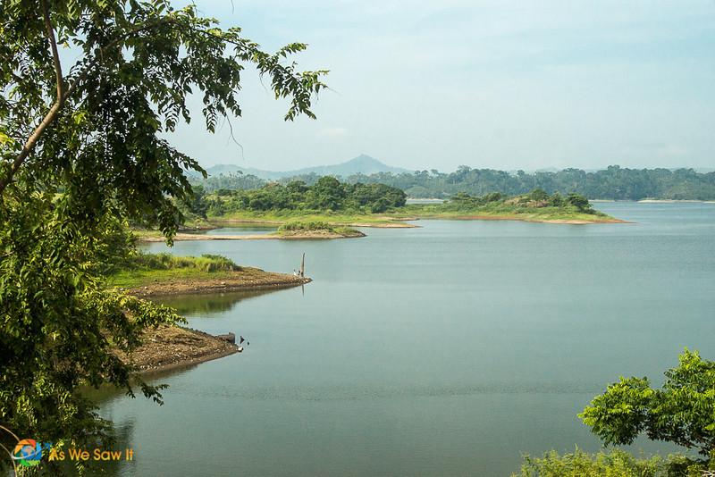 Darien 5857 L Panama to Colombia: Crossing the Darien Gap on Foot