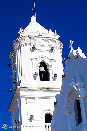 Steeple of the Nata Church.