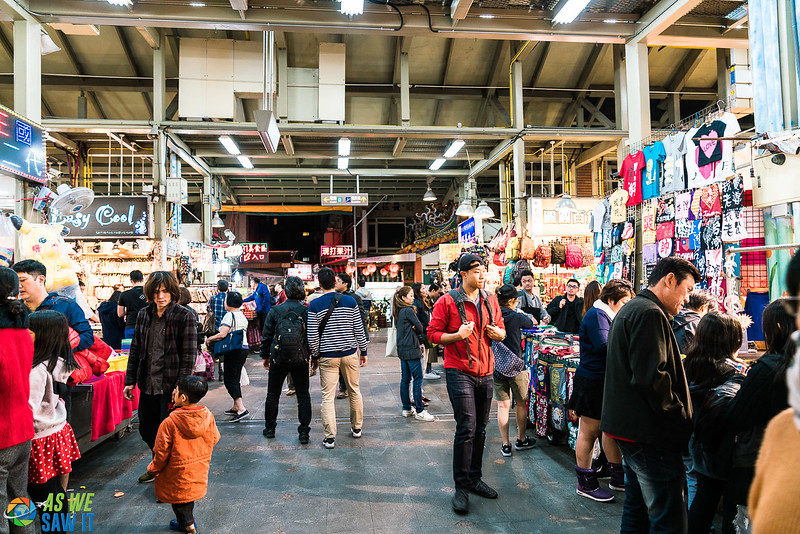 Shilin Night Market is Taiwan Street Food Heaven