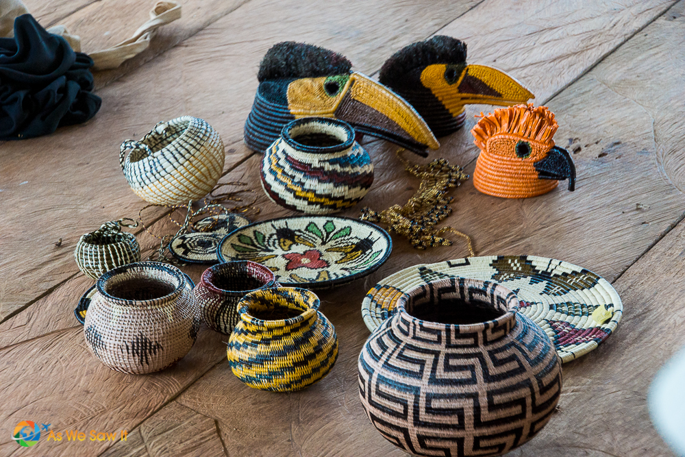 Darien - Embera goods for sale