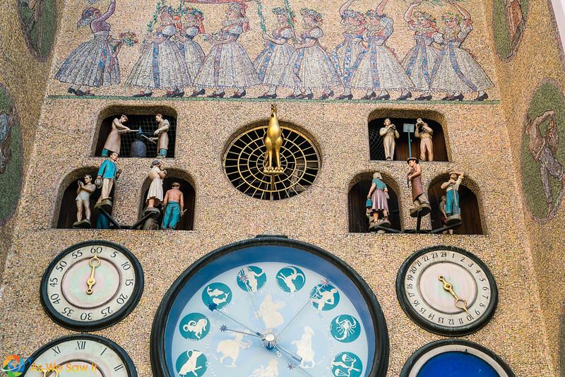 Astronomical Clock Olomouc