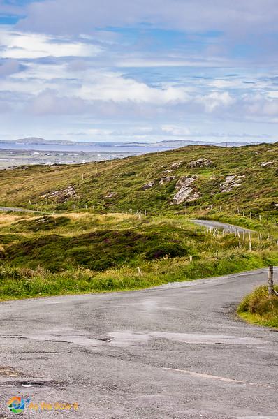 Sky Road, Clifden, Galway