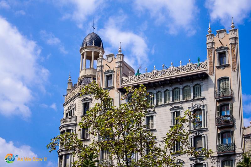 Casa Morera in Barcelona