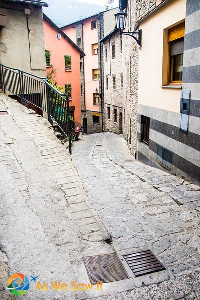 Andorra  40 L Visiting Andorra la Vellas Old Town