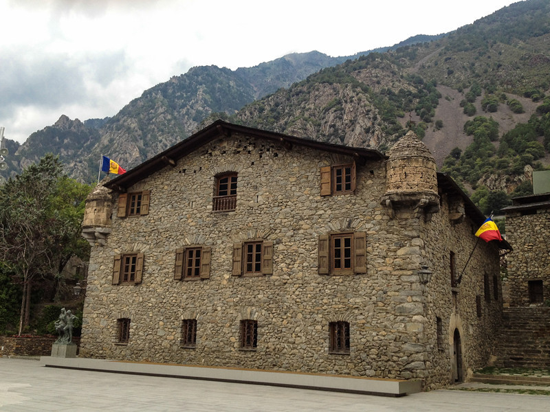 Old%20Andorra%20Government%20Building%20%281%29 L Visiting Andorra la Vellas Old Town