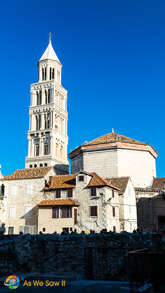 Cathedral of St Duje in Split, Croatia
