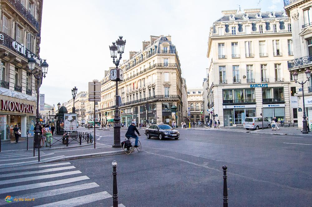 Why do I have to go to Paris?