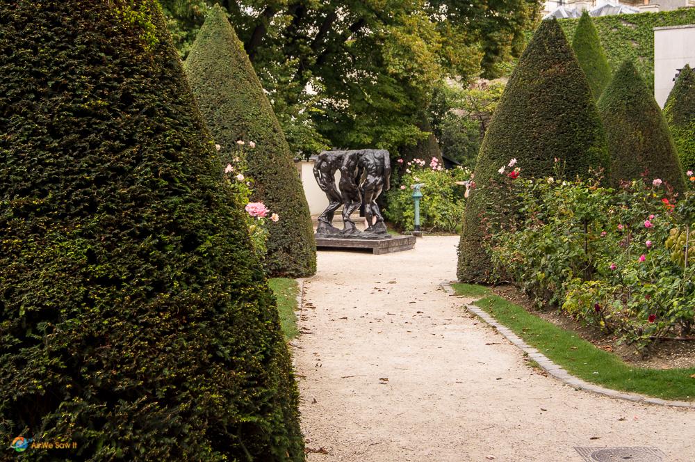 Gauguin garden