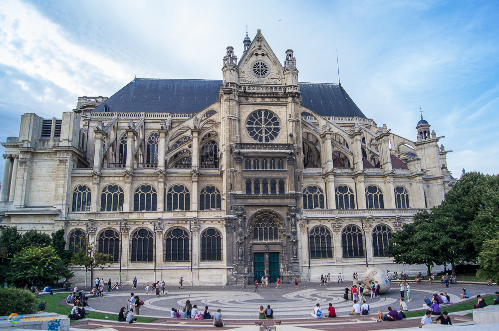 French Gothic Archictecture