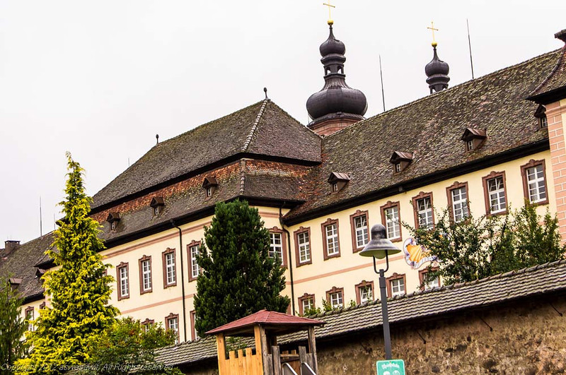 Monastery of St. Peter in Black Forest