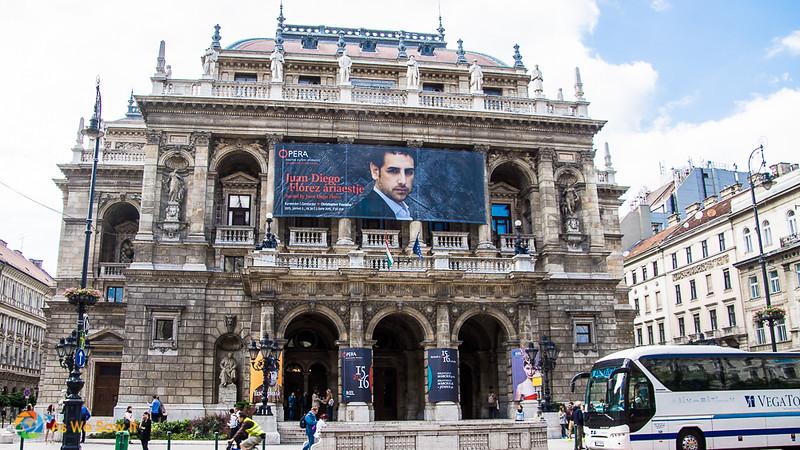 State Opera House, Budapest