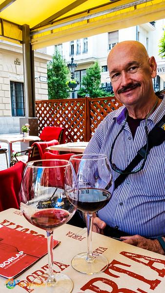 Hungarian wine bistro