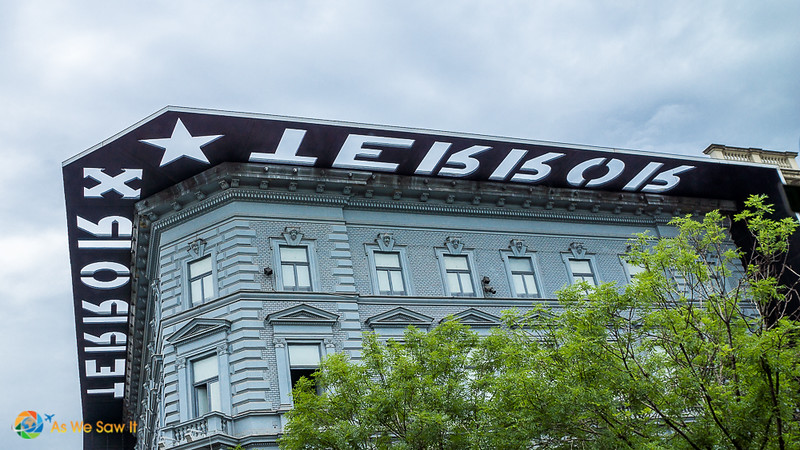 House of Terror Museum contains mementos of Hungary's fascist and communist regimes