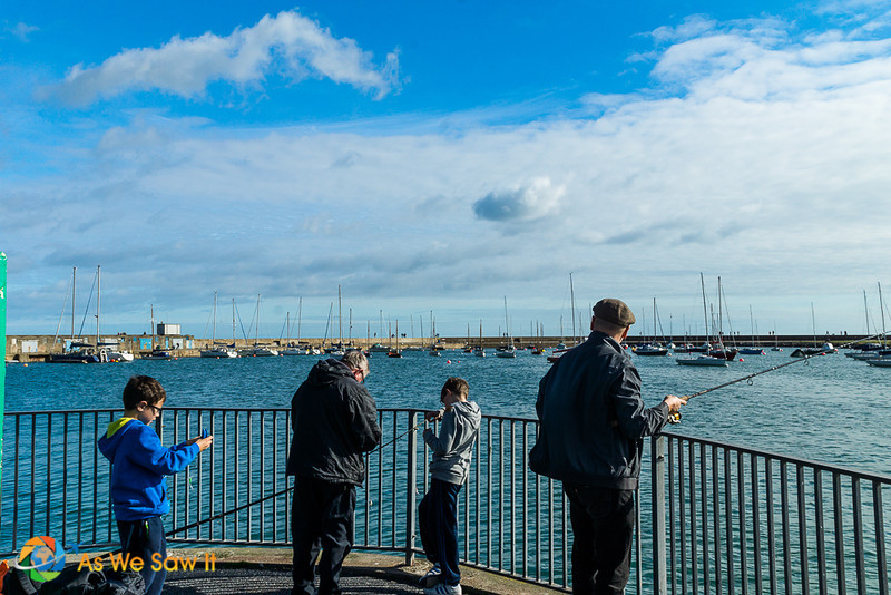 Howth anglers looking for the