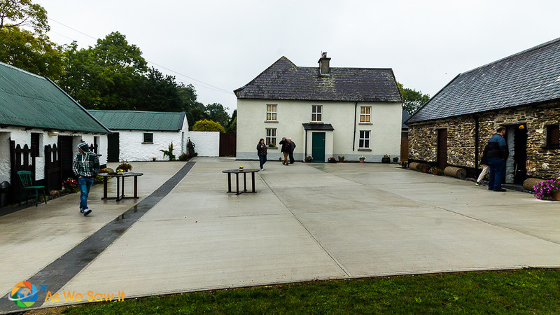 The Kennedy Homestead in Wexford, Ireland