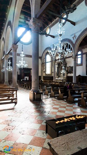 Church in Murano