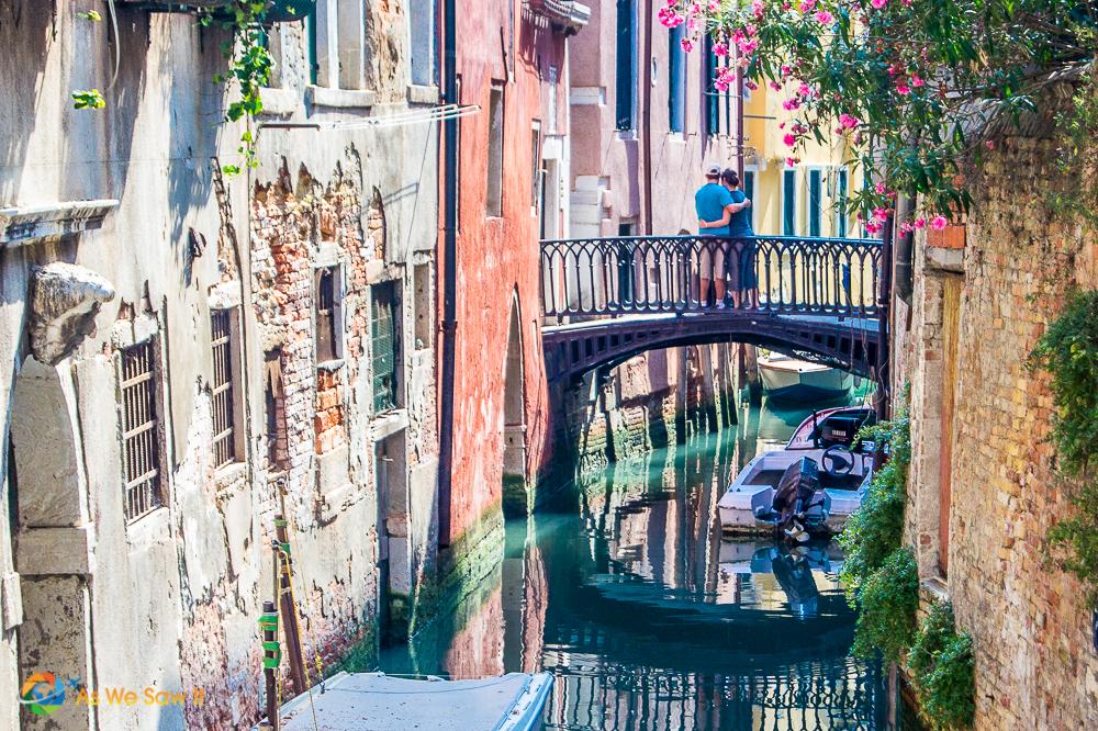 The Romance of Venice is legendary