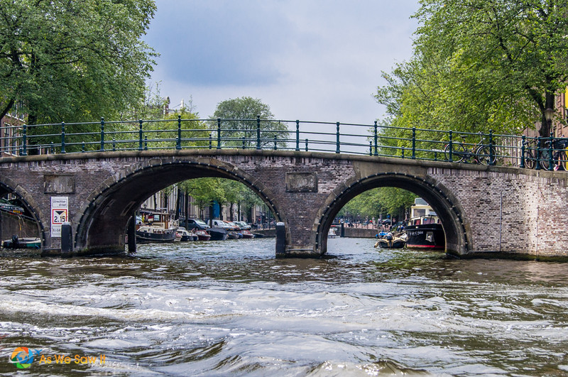 Amsterdam bridges