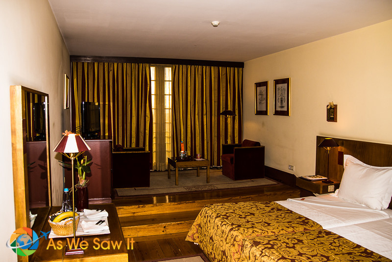 Pousada guest room