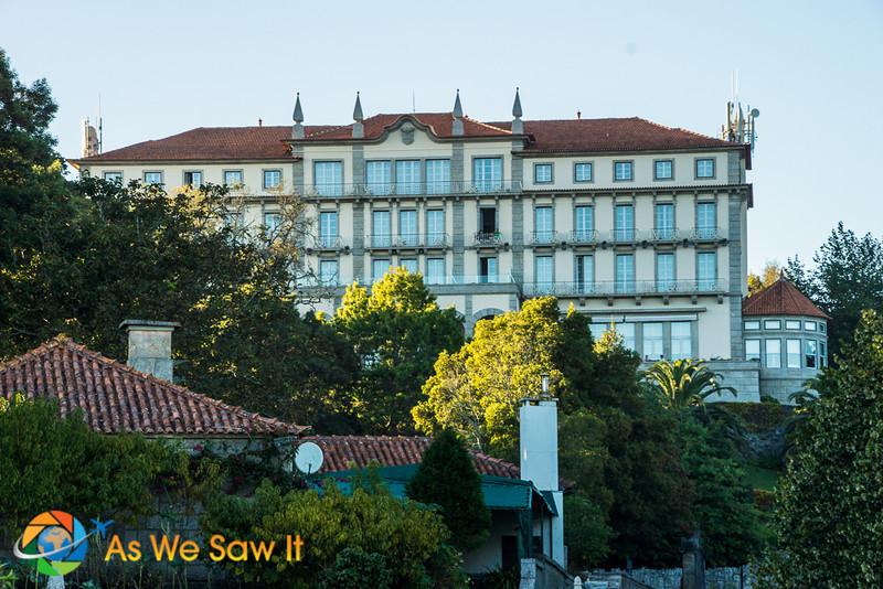 Hotel Monte de Santa Luzia