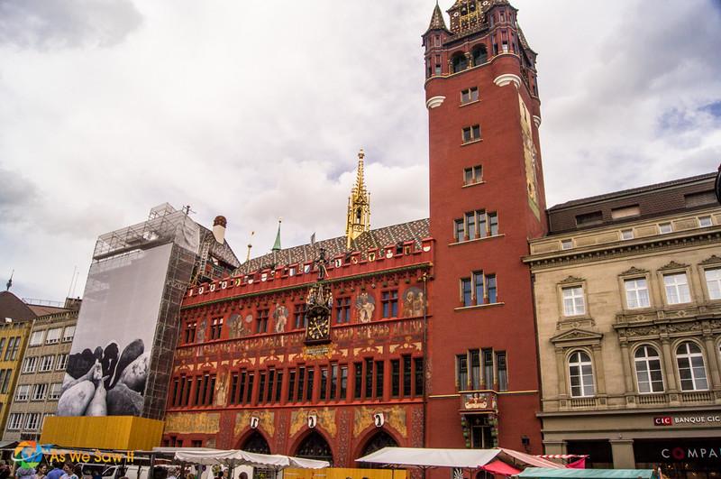 Markplatz, Basel