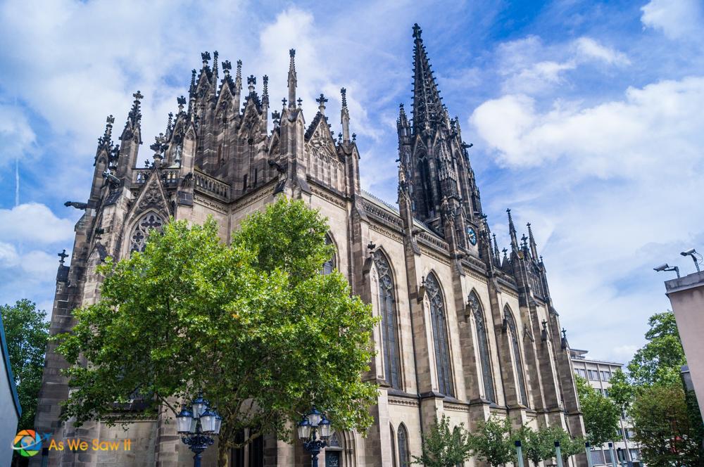 Elizabeth Church, Basel