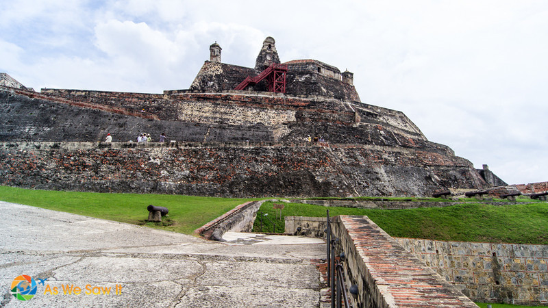 Cartagena's San Felipe Fortress